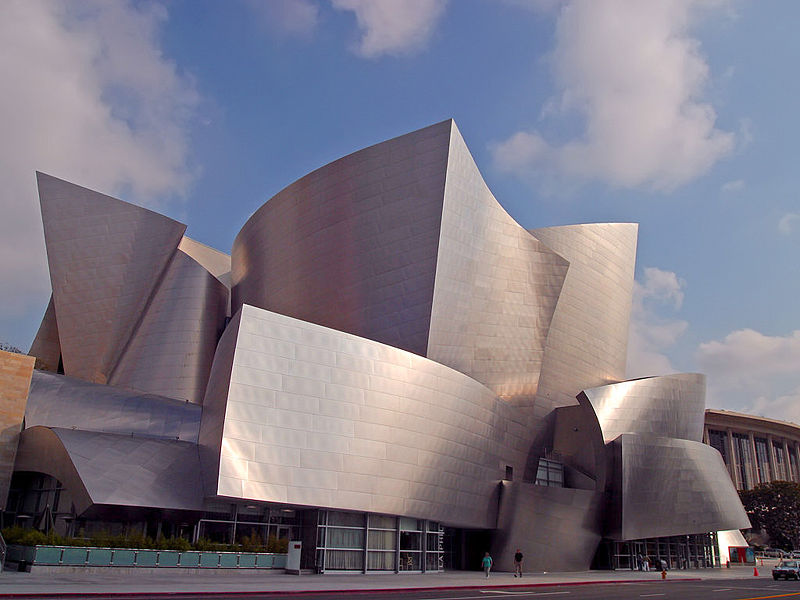 Walt Disney Concert Hall, Los Angeles, Californie - USA Wiki_810