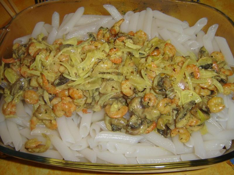 Pâtes de riz a l'indienne Dsc01215