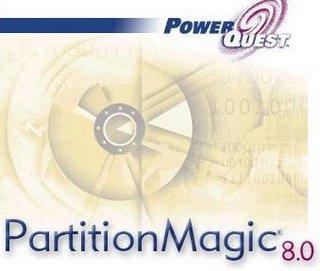 Partition Magic 8.0 Partit10