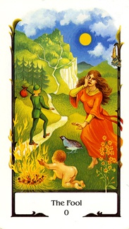 Les Arcanes du Tarot The Old Path 0_bmp10