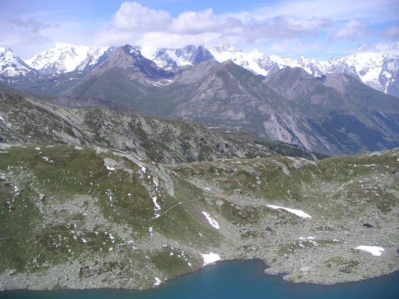 Le col du Tachuy (Sainte-Foy) Massif10