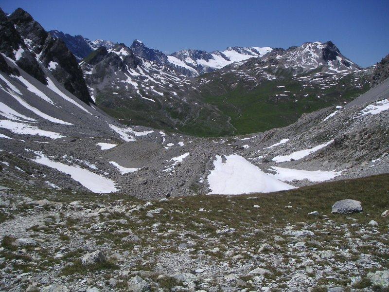 Col de la Tourne, Col du Palet Randot12