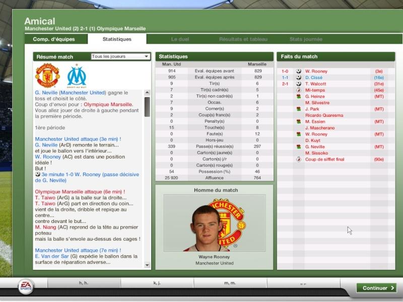 Manchester-United/Marseille Manage50