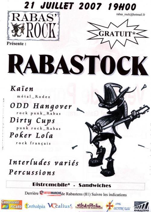 RABASTOCK à Rabastens(81) Rabast10