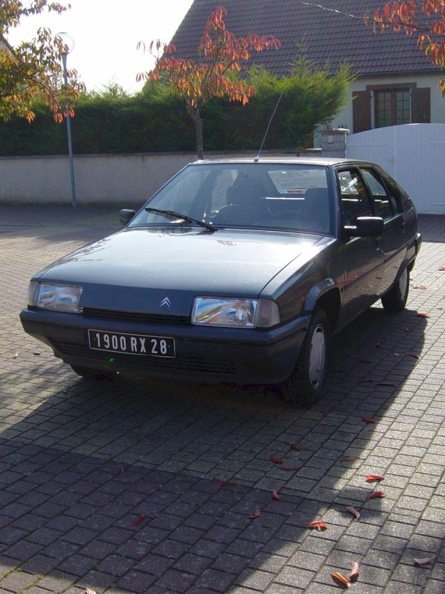 [PluRiel] 1989 - BX TRD Bx10