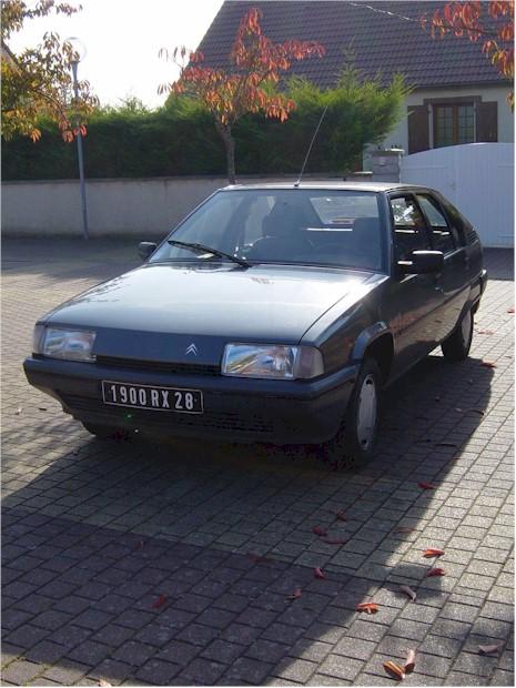 Mes autos Bx12