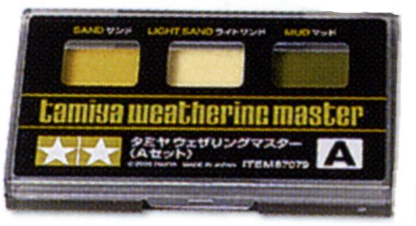 Tamiya weathering master Tamiya10