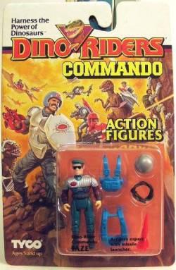 DINO-RIDERS (Tyco) 1988 31980_10