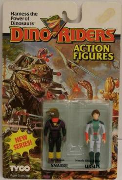DINO-RIDERS (Tyco) 1988 64855_10
