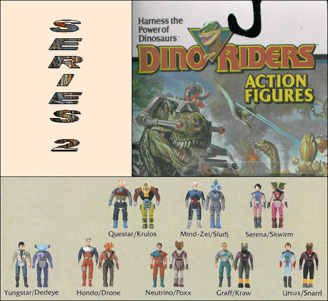 DINO-RIDERS (Tyco) 1988 Dr_fig13