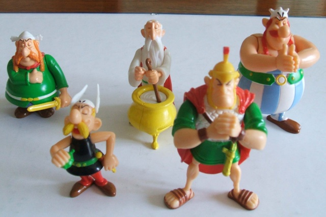 ma collection astérix  Figuri11