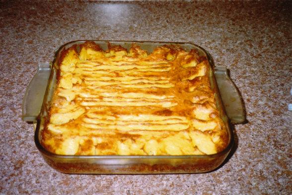 PASTEL DE CARNE Y PATATA  pastel de viande et pomme de terre Pastel10