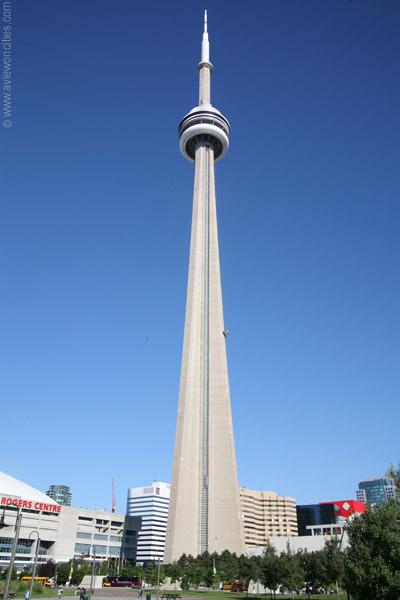 CN Tower de Toronto - Canada Kveca010