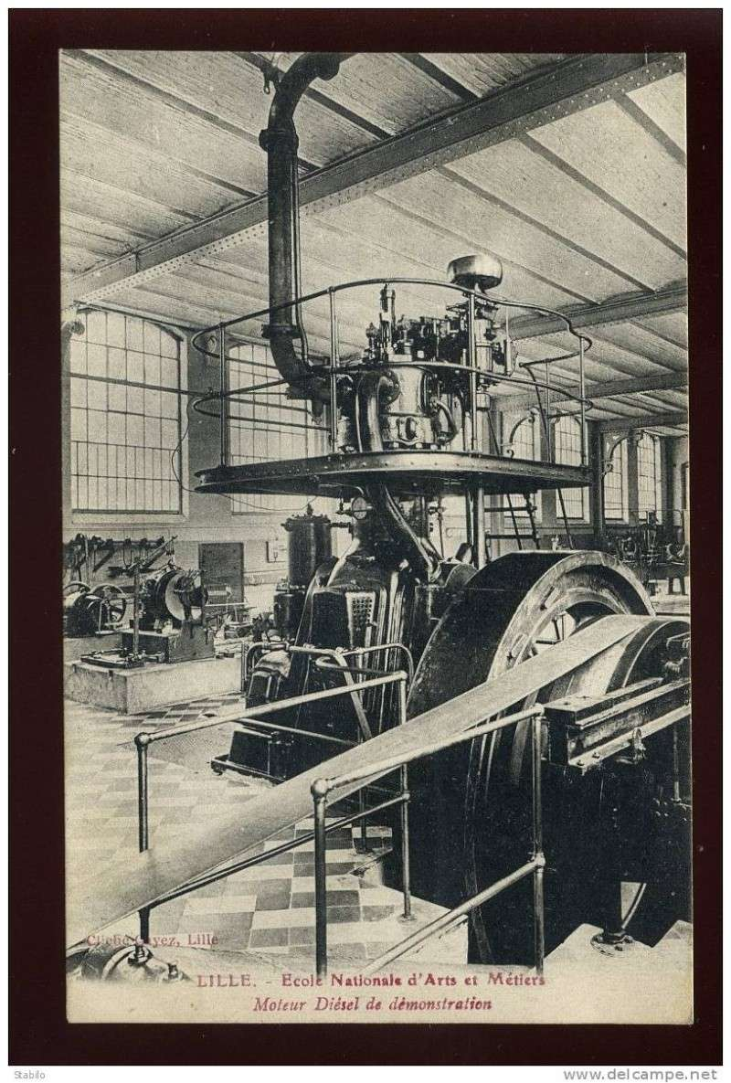 Japy - Cartes postales anciennes (partie 1) Diesel10