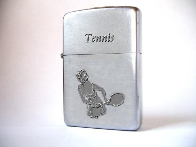 UNE NOUVELLE SERIE DE ZIPPOS VIENT DE SORTIR !! Tennis15