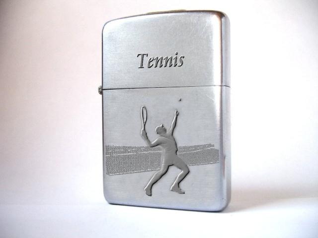 UNE NOUVELLE SERIE DE ZIPPOS VIENT DE SORTIR !! Tennis16