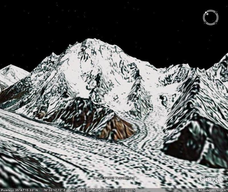 Les 14 sommets de plus de 8 000 mètres Broad10