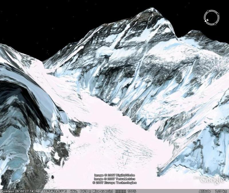 Les 14 sommets de plus de 8 000 mètres Everes10