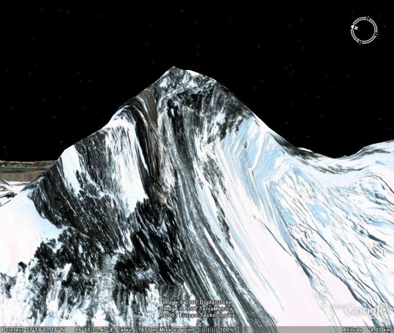 Les 14 sommets de plus de 8 000 mètres Everes12