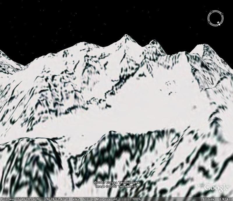 Les 14 sommets de plus de 8 000 mètres Gash14
