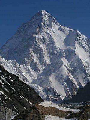 Les 14 sommets de plus de 8 000 mètres K215