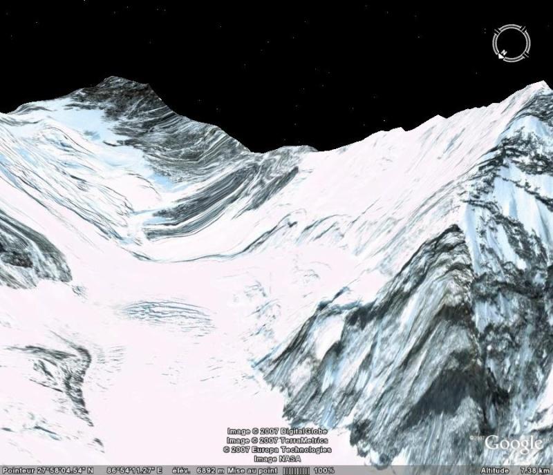 Les 14 sommets de plus de 8 000 mètres Lhotse10