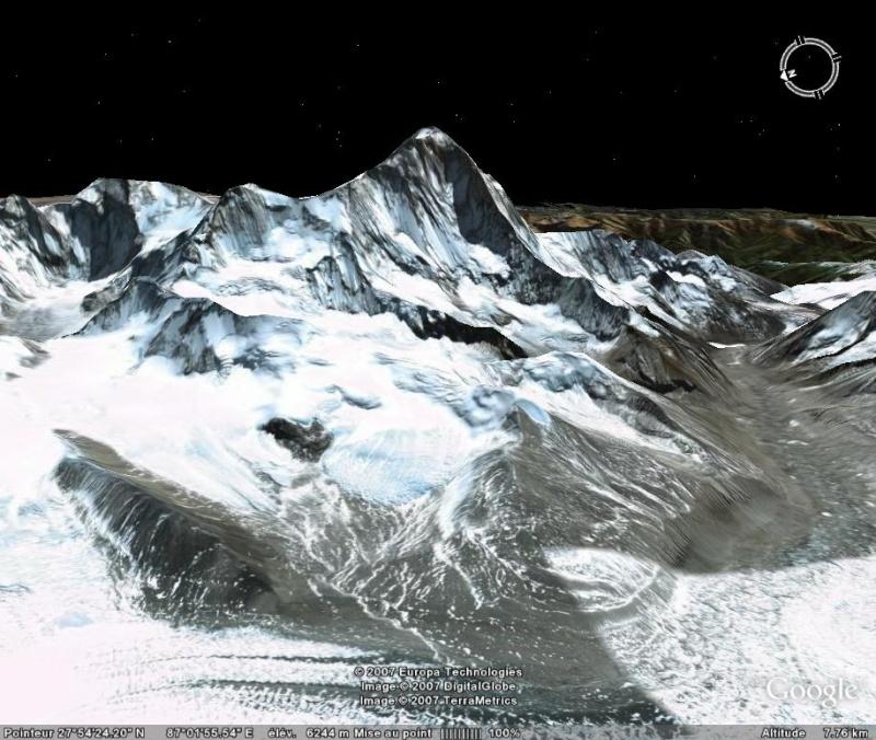 Les 14 sommets de plus de 8 000 mètres Makalu10