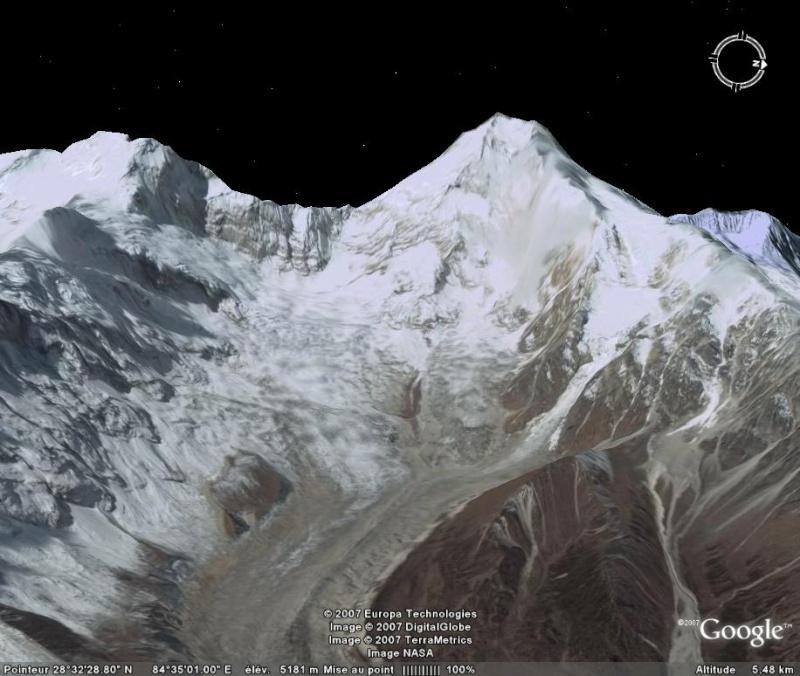 Les 14 sommets de plus de 8 000 mètres Manasl16