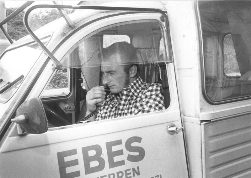 2cv azuls pour postes belges Ebes110