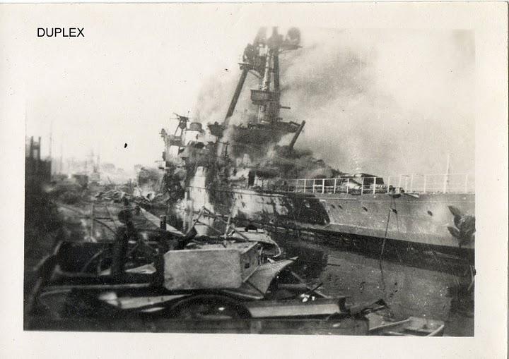 [Histoire et histoires] Toulon : Sabordage de la Flotte (photos) - Page 2 Duplei10