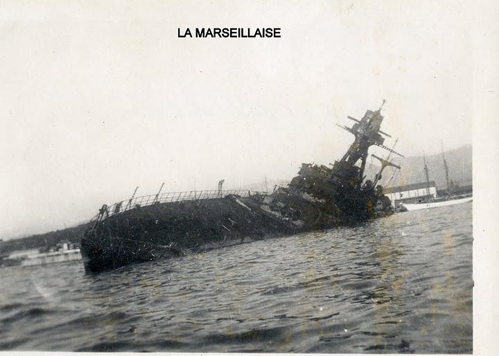 [Histoire et histoires] Toulon : Sabordage de la Flotte (photos) - Page 2 La_mar10