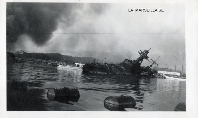 [Histoire et histoires] Toulon : Sabordage de la Flotte (photos) - Page 2 La_mar11