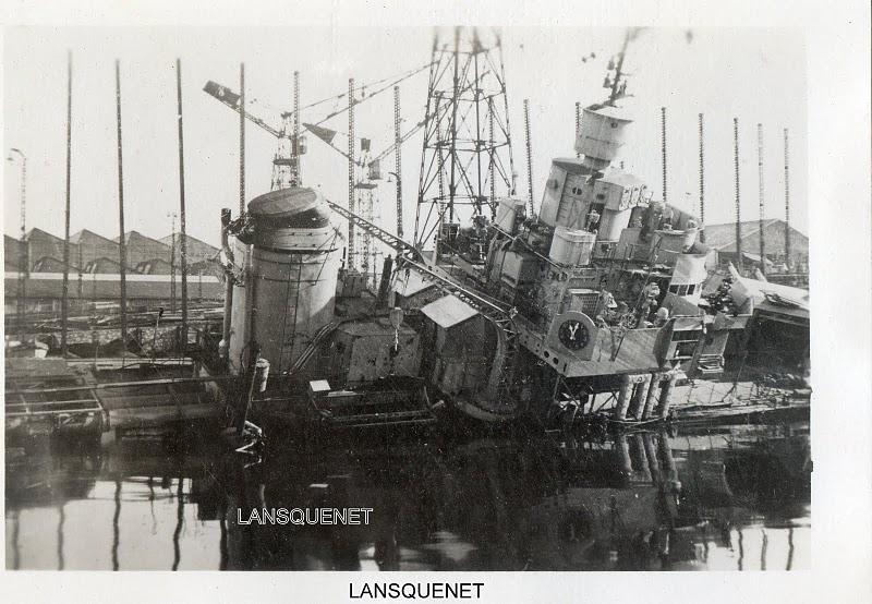 [Histoire et histoires] Toulon : Sabordage de la Flotte (photos) - Page 2 Lansqu13