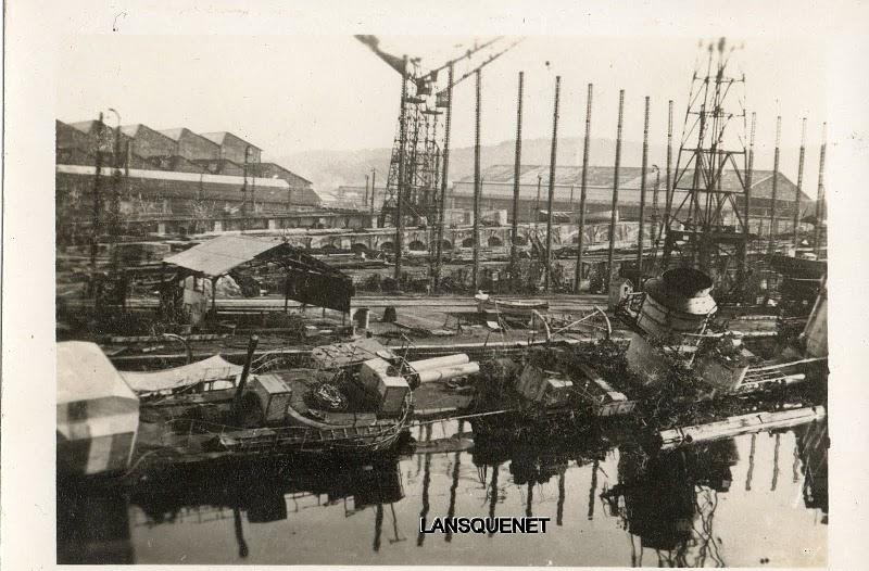 [Histoire et histoires] Toulon : Sabordage de la Flotte (photos) - Page 2 Lansqu14