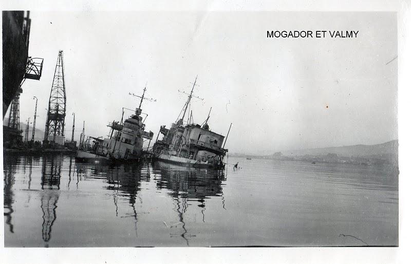 [Histoire et histoires] Toulon : Sabordage de la Flotte (photos) - Page 2 Mogodo10