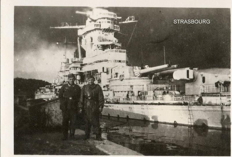 [Histoire et histoires] Toulon : Sabordage de la Flotte (photos) - Page 2 Strasb12