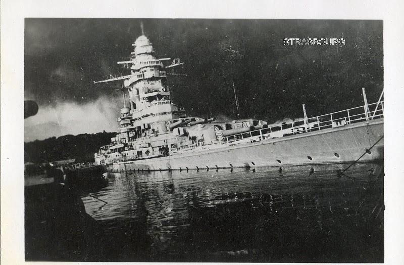 [Histoire et histoires] Toulon : Sabordage de la Flotte (photos) - Page 2 Strasb13
