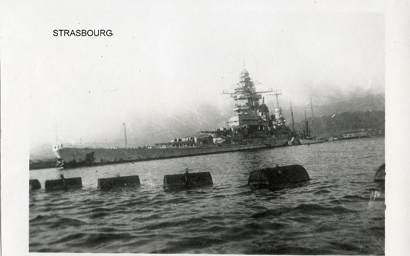[Histoire et histoires] Toulon : Sabordage de la Flotte (photos) - Page 2 Strasb14