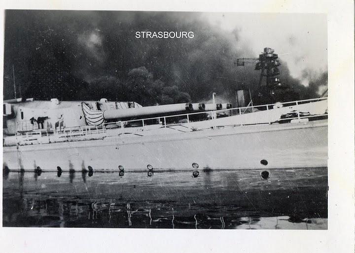 [Histoire et histoires] Toulon : Sabordage de la Flotte (photos) - Page 2 Strasb16