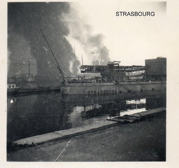 [Histoire et histoires] Toulon : Sabordage de la Flotte (photos) - Page 2 Strasb18