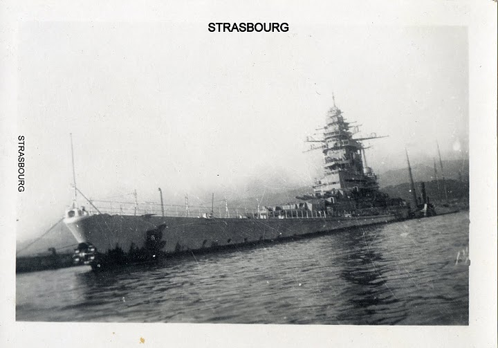 [Histoire et histoires] Toulon : Sabordage de la Flotte (photos) - Page 2 Strasb20