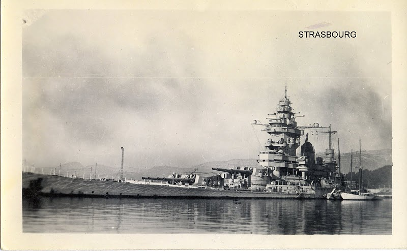 [Histoire et histoires] Toulon : Sabordage de la Flotte (photos) - Page 2 Strasb21