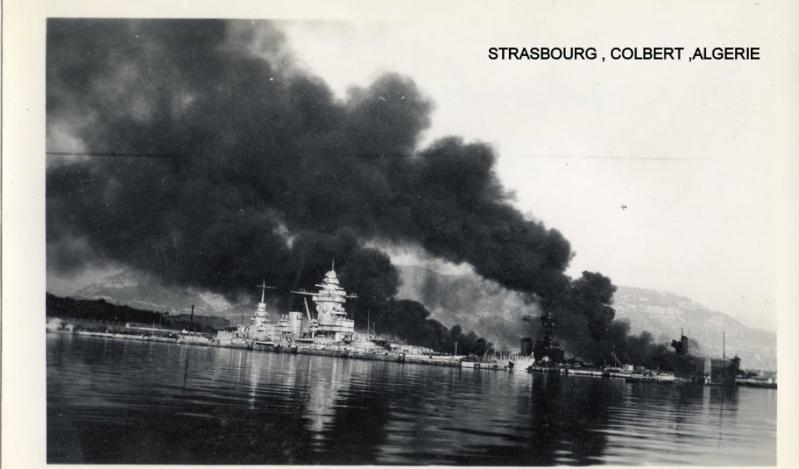 [Histoire et histoires] Toulon : Sabordage de la Flotte (photos) - Page 2 Strasb23