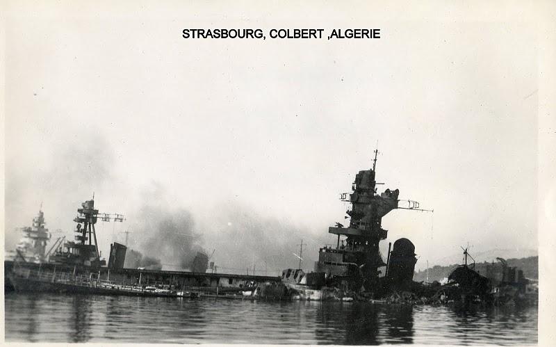 [Histoire et histoires] Toulon : Sabordage de la Flotte (photos) - Page 2 Strasb24