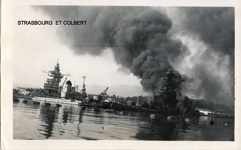 [Histoire et histoires] Toulon : Sabordage de la Flotte (photos) - Page 2 Strasb25