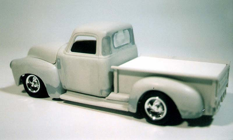 CHEVY 50 pickup (mon premier custom) Numeri18