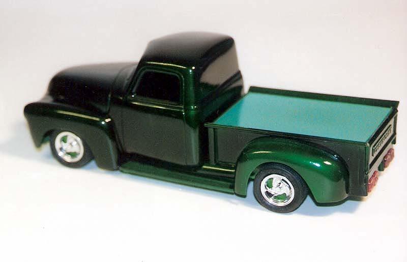 CHEVY 50 pickup (mon premier custom) Numeri21