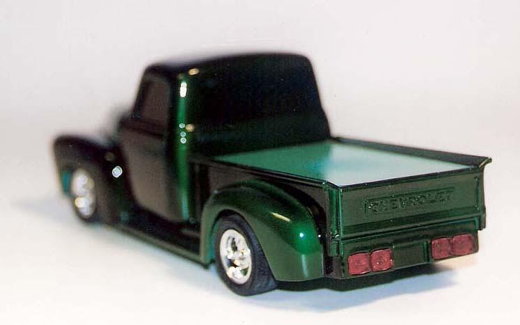 CHEVY 50 pickup (mon premier custom) Numeri22