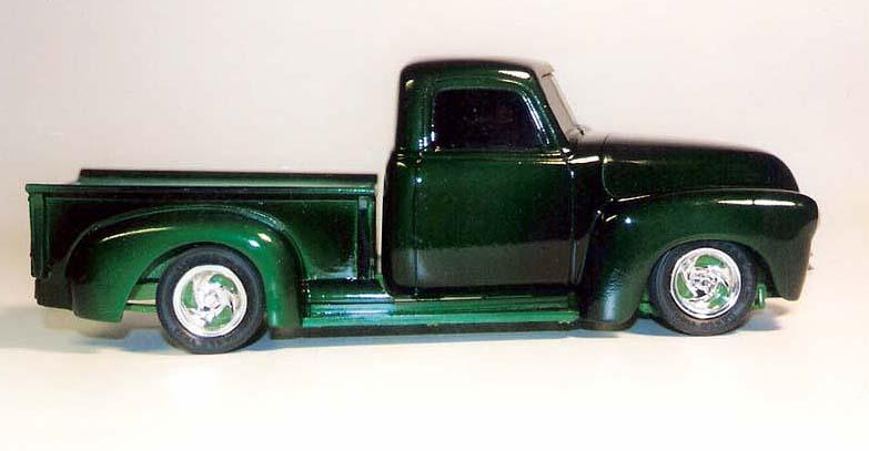 CHEVY 50 pickup (mon premier custom) Numeri23