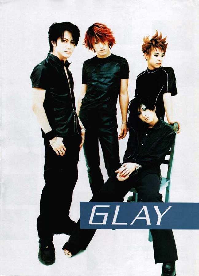 JPop Glay0710